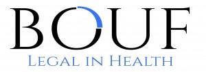 Logo Bouf Legal in Health